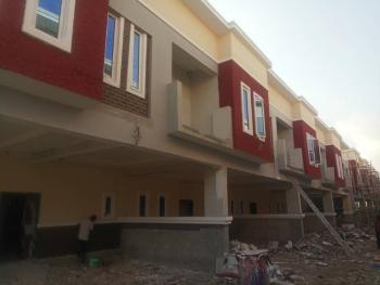 Secured Luxury 4 Bedroom Terrace Duplex, Creek Avenue Court, Phase 2, Ikota, Lekki, Lagos, Terraced Duplex for Sale