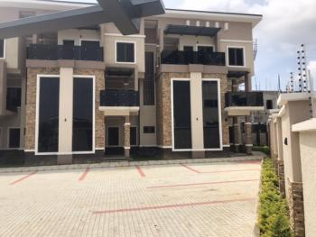 Finished & Serviced 4 Bedrooms Terrace Duplex with Bq, By Naval Senior Quarters, Jahi, Abuja, Terraced Duplex for Rent