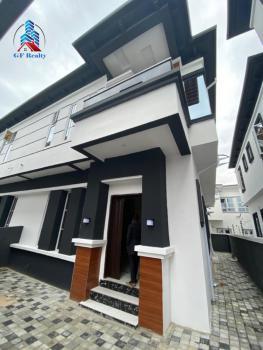 4 Bedrooms Luxury Semi Detached Duplex with Bq, 2nd Toll Gate Chevron, Lekki Phase 2, Lekki, Lagos, Semi-detached Duplex for Sale