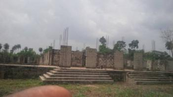 Uncompleted Students Multiplex Hostel Over 60 Rooms, Federal University Otuoke Campus Town, Ogbia, Bayelsa, Hostel for Sale