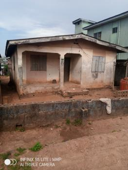6 Rooms Bungalow on Half Plot of Land, Ekoro Abule Egba, Meiran, Agege, Lagos, Semi-detached Bungalow for Sale