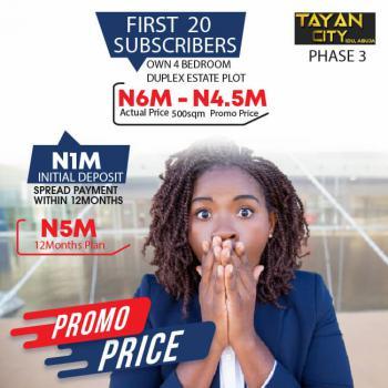 Good Land, Tayan City Idu, Sabon Lugbe, Lugbe District, Abuja, Mixed-use Land for Sale