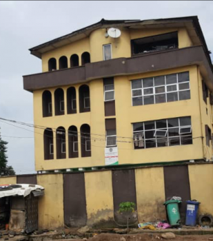 7 Units of 3 Bedrooms Flats  and  Warehouse, Itire Road, Surulere, Lagos, Block of Flats for Sale