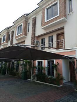 24hrs Power 4 Bedroom Terraced Duplex, Ikate Elegushi, Lekki, Lagos, Terraced Duplex for Rent
