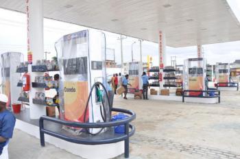 Functioning  Mega Filling Station, Eleko, Ibeju Lekki, Lagos, Filling Station for Sale
