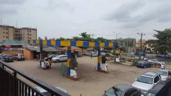 Functional Filling Station with 6 Pumps and 10 Suites Office Complex, Agidingbi, Ikeja, Lagos, Filling Station for Sale