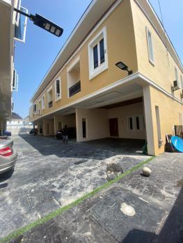 Affordable 4 Bedroom Terraced Duplex, Chevron, Lekki, Lagos, Terraced Duplex for Rent