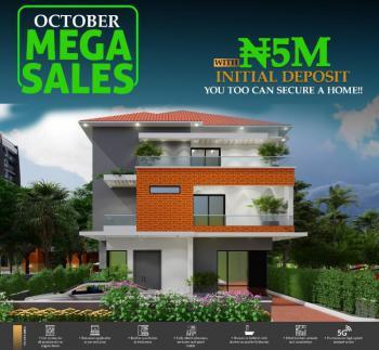 Luxury 5-bedroom Detached Duplex, Freedom Way, Lekki Phase 1, Lekki, Lagos, Detached Duplex for Sale