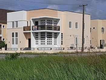 New 6 Bedroom Serviced Fully Detached Duplex with Bq, Jakande Shoprite Road Westernforeshore Estate, Jakande, Lekki, Lagos, Detached Duplex for Sale