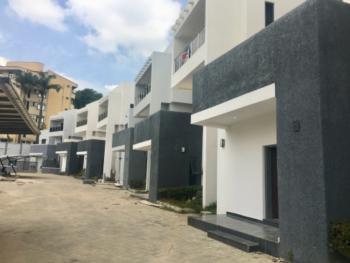 4 Bedroom Luxury Terrace Duplex, Wuse 2, Wuse 2, Abuja, Terraced Duplex for Sale