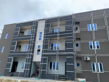 Bedroom Newly Built Terraced Apartments, Not Far From Novare Shopping Mall, Sangotedo, Ajah, Lagos, Block of Flats for Sale