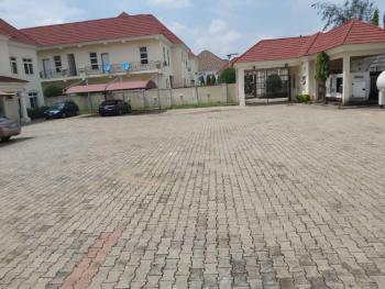 4 Bedroom Terrace Duplex with a Room Boys Quarters Each, Jabi, Abuja, Terraced Duplex for Rent