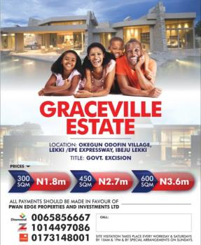 Land with Government Excision, Ibeju Lekki, Lagos, Land for Sale