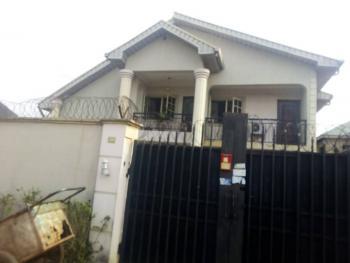 Lovely 3 Bedroom Flat, Martins, Alagbole, Ojodu, Lagos, Flat for Rent