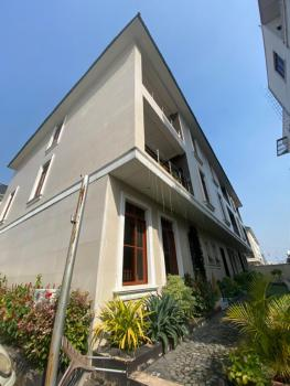 Luxury 4 Bedroom Fully Serviced with a Room Bq. 3 Units in a Compound, Banana Island Road, Banana Island, Ikoyi, Lagos, Terraced Duplex for Rent