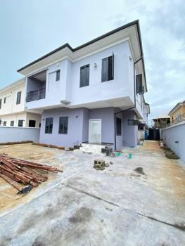 a Newly Built 5 Bedroom Semi-detached Duplex with a Room Bq, Ado, Ajah, Lagos, Semi-detached Duplex for Sale
