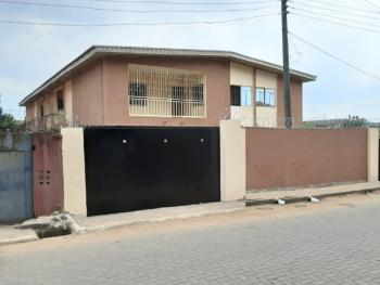 a Vacant Block of 5 Flats on 790sqm, Fagba, Agege, Lagos, Block of Flats for Sale