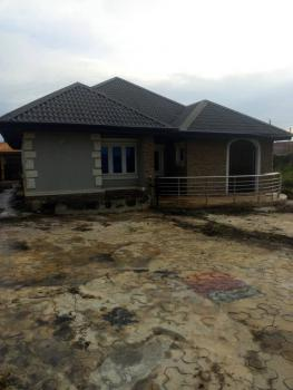 3 Bedroom Detached Bungalow, Wire & Cable Area, Apata, Ibadan, Oyo, Detached Bungalow for Sale