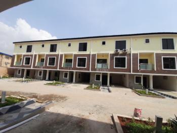 Luxurious and Stylishly Built (4)bedroom Terrace Duplex with a Bq, Barracks, Surulere, Lagos, Terraced Duplex for Sale