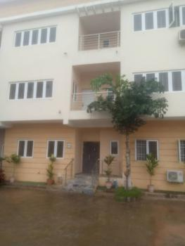 Brand New Luxury 4 Bedroom Terrace Duplex Plus Bq with Ac, After Magistrate Court, Life Camp, Abuja, Terraced Duplex for Rent