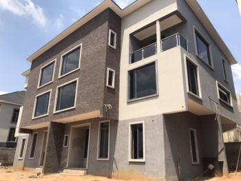 Posh & Solidly Finished 4 Bedrooms Semi Detached  House + Indoor Pool, Life Camp, Abuja, Semi-detached Duplex for Sale