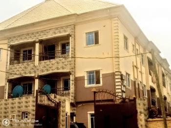 Smart Looking 2 Bedroom Flat, Isolo, Lagos, Flat for Rent