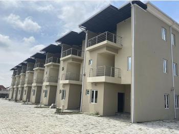 Luxury 4 Bedroom Terrace Duplex & 1 Room Bq, Life Camp, Abuja, Terraced Duplex for Rent