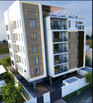 Upscale 1 Bedroom Apartment, Lekki Phase 1, Lekki, Lagos, Flat for Sale