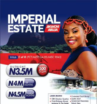 Dry Lands with C of O, Karu, Imperial City Estate, Jukwoyi, Abuja, Mixed-use Land for Sale