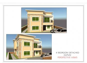 Estate Plot of Land, Meretus Royal Estate, Goza, Lugbe District, Abuja, Residential Land for Sale