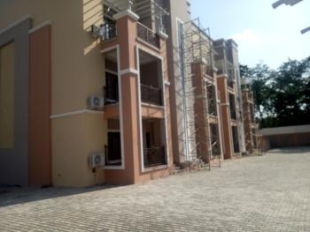 Luxury Finished and Serviced 3 Bedroom Terraced Duplex with a Room Bq, District, Wuse 2, Abuja, Terraced Duplex for Rent