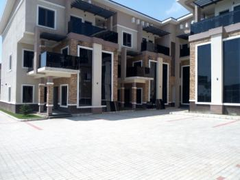 Luxury Finished and Serviced 4 Bedroom Terraced Duplex with Bq, By Gilmore, Jahi, Abuja, Terraced Duplex for Rent