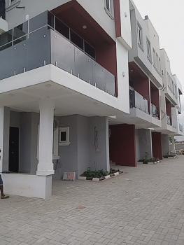 Brand New and Spacious 3 Bedroom Terraced Duplex with a Room Bq, Gbagada, Lagos, Terraced Duplex for Rent