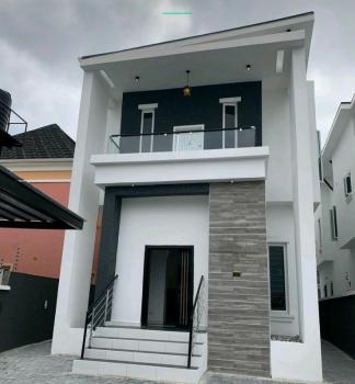 Glamorous 4 Bedrooms Detached Duplex Newly Built with Bq, Thomas Estate, Ajiwe, Ajah, Lagos, Detached Duplex for Sale