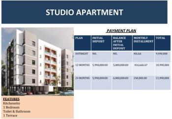 Luxury Studio Apartment, Ikate, Lekki, Lagos, Block of Flats for Sale