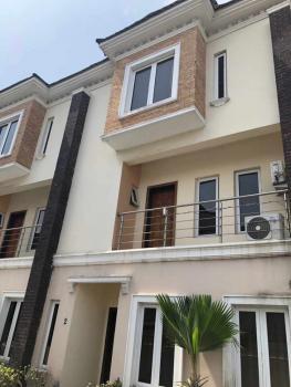 Brand New Service 4 Bedroom Terrace Duplex, Osapa, Lekki, Lagos, Terraced Duplex for Rent