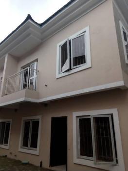 Self Service 3 Bedroom Terrace Duplex, Behind Jakande Shoprite, Osapa, Lekki, Lagos, House for Rent
