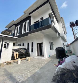 Luxurious 4 Bedroom Semi Detached Duplex, Agungi, Lekki, Lagos, Semi-detached Duplex for Rent