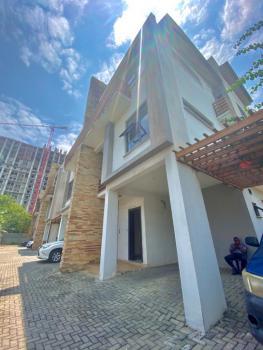 Nicely Built 4 Bedroom Terrace Duplex with a Room Bq, Old Ikoyi, Ikoyi, Lagos, Terraced Duplex for Rent