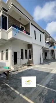 Luxury 4 Bedroom Semi-detached Duplex +bq., 2min Derive Away From The Expressway, 2nd Tollgate, Lekki Phase 2, Lekki, Lagos, Semi-detached Duplex for Sale