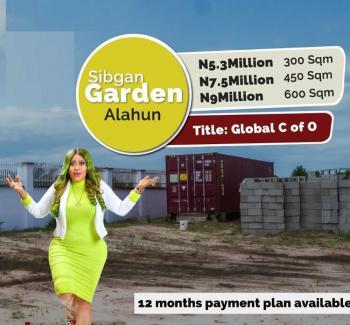 Plot of Land with C of O, Alahun, Eleko, Ibeju Lekki, Lagos, Land for Sale