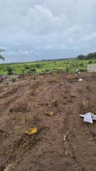 Beachfront Estate Is Available for Maximum Return, Off Eleko Road, Ibeju-lekki, Few Minutes to Eleko Beach, Igando Orudu, Ibeju Lekki, Lagos, Mixed-use Land for Sale