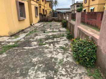 Standard Executive 4 Bedroom Downstairs with Personal Compound., Medium Estate Ogba, Ikeja, Lagos, Block of Flats for Sale