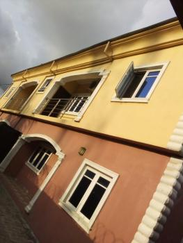Magnificent 3 Bedroom Flat, First Gate/agboroko,, Ojo, Lagos, Flat for Rent
