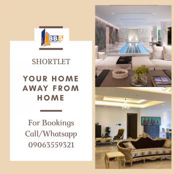 Furnished 1 Bedroom, Victoria Island (vi), Lagos, Mini Flat Short Let