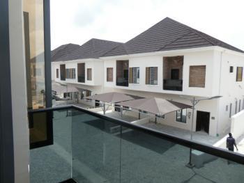 Newly Built Serviced 4 Bedroom Semi-detached with Bq, Ikota Villa, Lekki, Lagos, Semi-detached Duplex for Rent