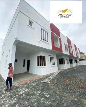 Luxury 4 Bedroom Terrace Duplex., 2nd Toll Gate, Lekki Phase 2, Lekki, Lagos, Terraced Duplex for Sale