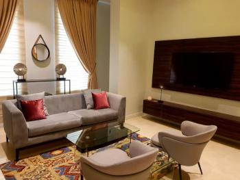 Fancy Three Bedroom Serviced Apartment, Banana Island, Ikoyi, Lagos, Detached Duplex Short Let