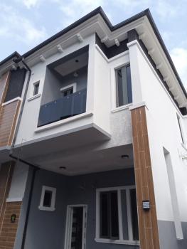 4 Bedroom Terrace Duplex, Chevron Alternative, Lekki, Lagos, Terraced Duplex for Rent