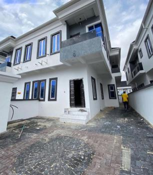 4bedroom Semi Detached Duplex with Bq , Spacious Rooms, in a Well Secured Estate, Agungi, Lekki, Lagos, Semi-detached Duplex for Rent